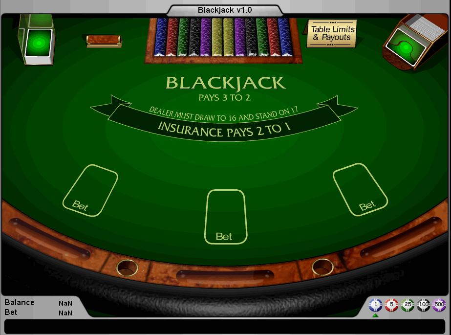 Игра BLACK JACK + флеш исходник