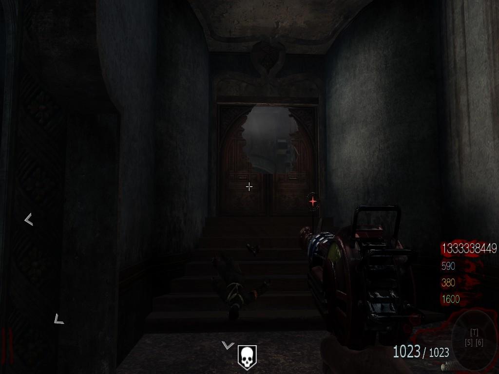 Call of Duty 7 - Black OPS Zombies Magic Hacks