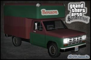Benson в GTA San Andreas