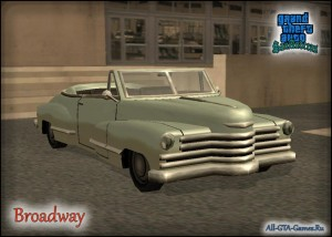 Broadway в GTA San Andreas