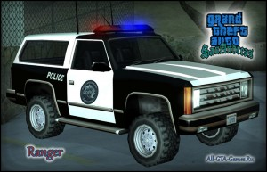 Ranger в GTA San Andreas
