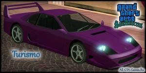 Turismo в GTA San Andreas