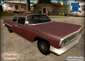 Voodoo в GTA San Andreas