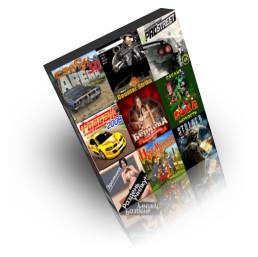 Игры для мобилы....Mega Games Pack...Огромный Сборник Игр и Програм для Мобильного ...более 2000