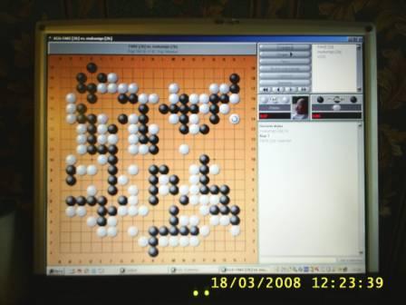 ИНТЕРАКТИВНАЯ  игра ГО (GO, Вейчи, Бадук)