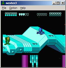 Игра на Dendy - Battletoads & Double Dragon
