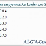 Asi Loader GTA 4