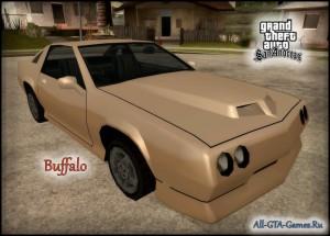 Buffalo в GTA San Andreas