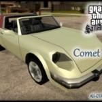 Comet в GTA San Andreas