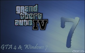 GTA 4 на Windows 7