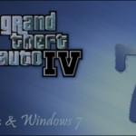 Установка GTA 4 на Windows 7