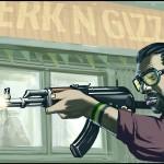 Картинки игры GTA 5