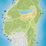 Карта токсичных отходов