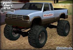 Monster в San Andreas