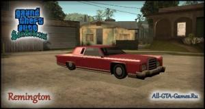 Remington в GTA San Andreas