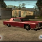 Машина Remington в GTA San Andreas