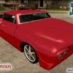 Slamvan в GTA San Andreas