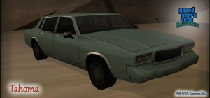 Tahoma в GTA San Andreas
